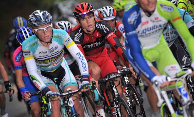 Seizoen eindigt met zesde plaats in Tours