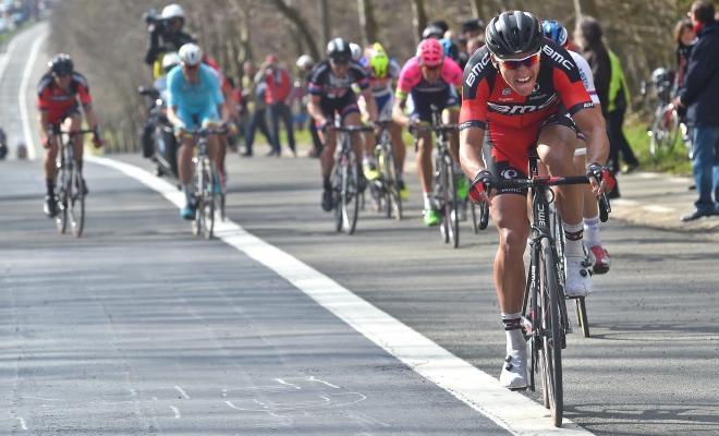 Voorjaar eindigt met vijfde plek in Gold Race