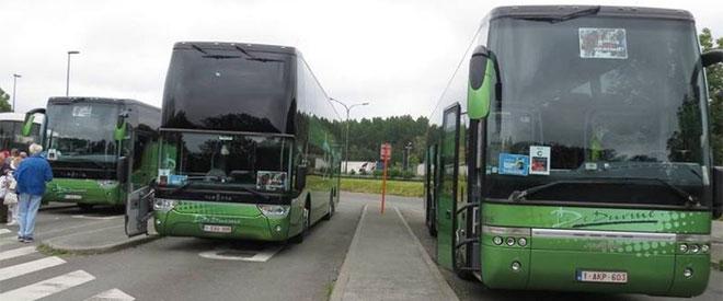 Een geslaagde busreis naar het BK 2016!