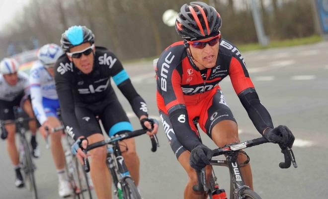 Eindeloze inhaalrace richting Harelbeke