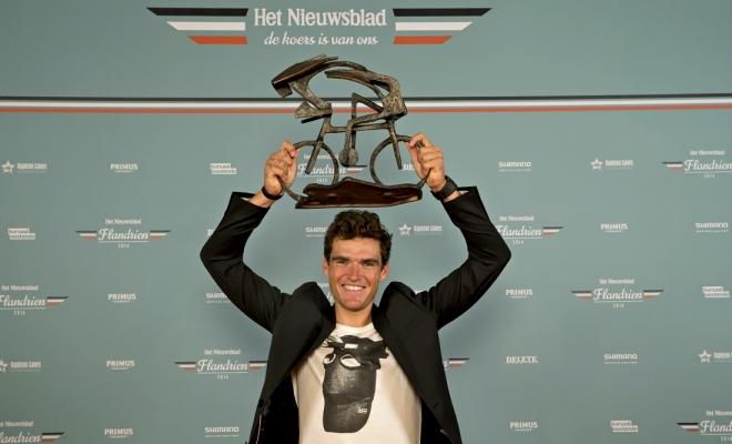 Vierde Flandrien, een record!