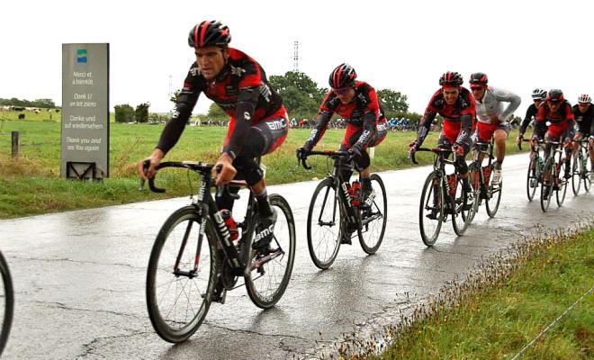 Weinig last van jetlag in GP de Wallonie