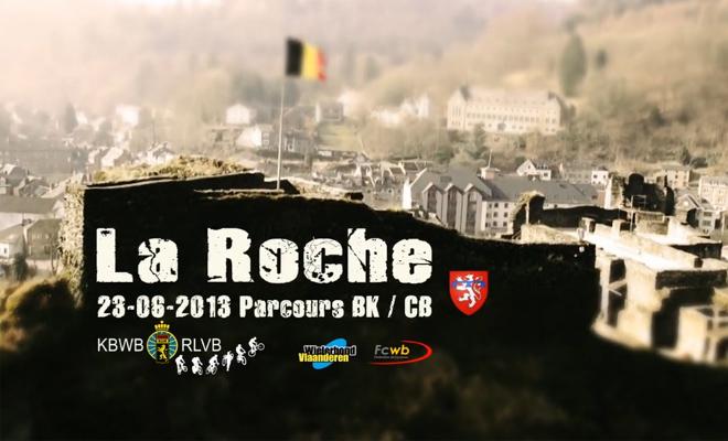 Busreis naar het BK in La Roche