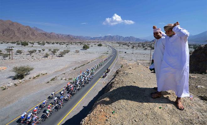 Oman start met zege voor Marcel Kittel