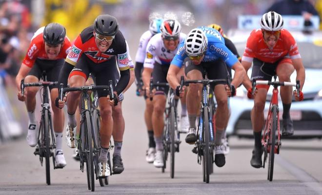 Vijfde in natte Ronde van Vlaanderen