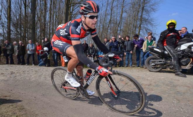 Vierde in Parijs-Roubaix
