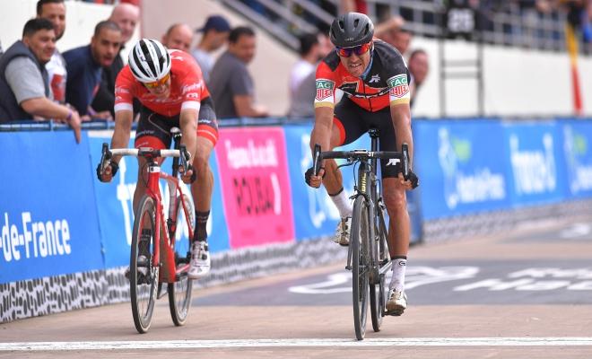 Parijs-Roubaix draait uit op vierde plaats