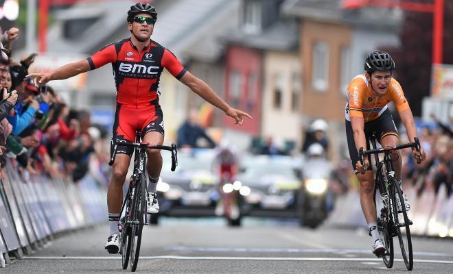 Rit- en eindwinst Ronde van België!