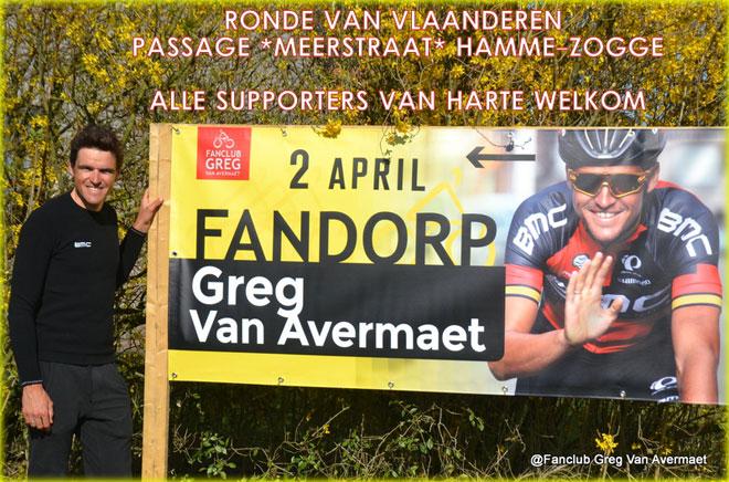 Fandorp Greg Van Avermaet