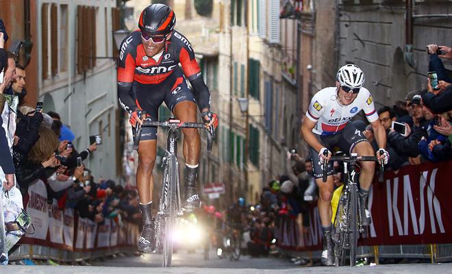 Strade Bianche resulteert in zesde plaats