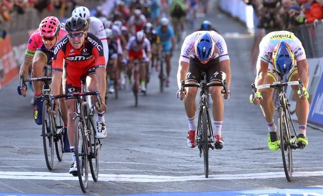 Etappewinst in Tirreno-Adriatico!