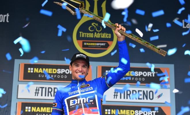 Eindwinnaar Tirreno-Adriatico!