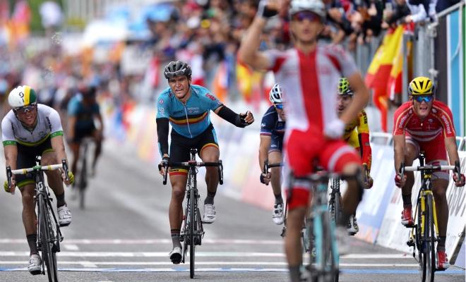 WK Ponferrada: vijfde
