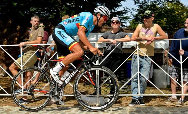 Net niet mee met wereldkampioen Sagan