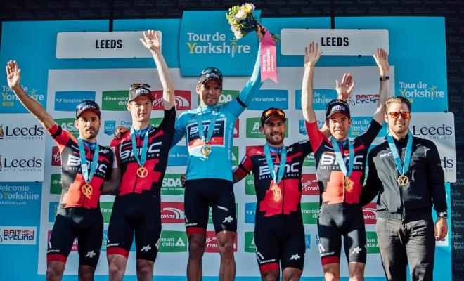 Eindwinst in Ronde van Yorkshire!